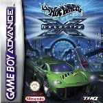 Hra pre Gameboy Advance Hot Wheels Velocity X
