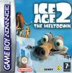 Hra pre Gameboy Advance Ice Age 2: The Meltdown