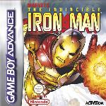 Hra pre Gameboy Advance Invincible Iron Man