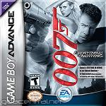 Hra pre Gameboy Advance James Bond 007: Everything or Nothing