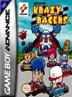 Hra pre Gameboy Advance Krazy Racers