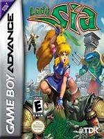 Hra pre Gameboy Advance Lady Sia
