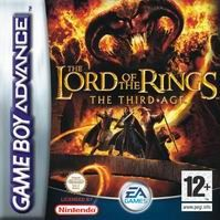 Hra pre Gameboy Advance Lord of the Rings Third Age