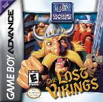 Hra pre Gameboy Advance Lost Vikings