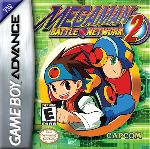 Hra pre Gameboy Advance Mega Man Battle Network 2