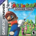Hra pre Gameboy Advance Mario Golf Advance Tour