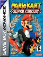 Hra pre Gameboy Advance Mario Kart Super Circuit