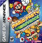 Hra pre Gameboy Advance Mario Party Advance