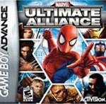 Hra pre Gameboy Advance Marvel Ultimate Alliance