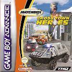 Hra pre Gameboy Advance Matchbox Cross Town Heros
