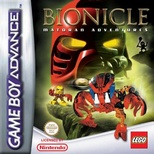 Hra pre Gameboy Advance Lego Bionicle Matoran Adventures