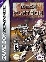 Hra pre Gameboy Advance Mech Platoon