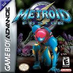 Hra pre Gameboy Advance Metroid Fusion