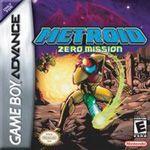 Hra pre Gameboy Advance Metroid Zero Mission