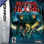 Hra pre Gameboy Advance Monster House