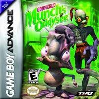 Hra pre Gameboy Advance Munchs Oddysee