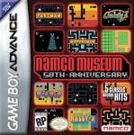 Hra pre Gameboy Advance NAMCO MUSEUM - 50th anniversary