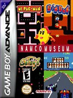 Hra pre Gameboy Advance namco Museum