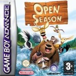 Hra pre Gameboy Advance Open season