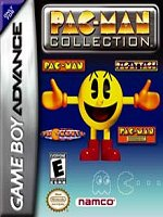 Hra pre Gameboy Advance Pacman Collection