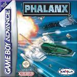 Hra pre Gameboy Advance Phalanx