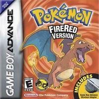 Hra pre Gameboy Advance Pokémon Fire Red + Wireless Adapter