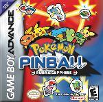 Hra pre Gameboy Advance Pokémon Pinball