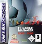 Hra pre Gameboy Advance Premier Manager 2005 - 2006