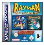 Hra pre Gameboy Advance Rayman 10th Anniversary, Rayman 3 + Rayman Advance