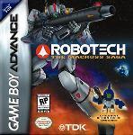 Hra pre Gameboy Advance Robotech - The Macross Saga