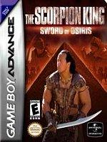 Hra pre Gameboy Advance The Scorpion King - Sword of Orisis