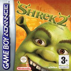 Hra pre Gameboy Advance Shrek 2 Beg for Mercy