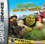 Hra pre Gameboy Advance Shrek Smash N Crash