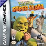Hra pre Gameboy Advance Shrek Superslam
