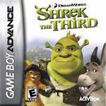 Hra pre Gameboy Advance Shrek the Third