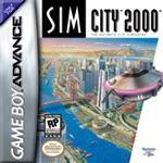 Hra pre Gameboy Advance Sim City 2000