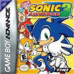 Hra pre Gameboy Advance Sonic Advance 3