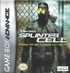 Hra pre Gameboy Advance Splinter Cell