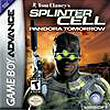 Hra pre Gameboy Advance Splinter Cell Pandora tomorrow