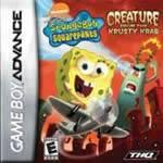 Hra pre Gameboy Advance SpongeBob Squarepants: Creature from the Krusty Krab