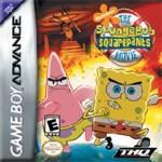Hra pre Gameboy Advance SpongeBob Squarepants & Friends Unite