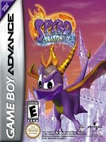 Hra pre Gameboy Advance Spyro Season