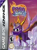 Hra pre Gameboy Advance Spyro the Dragon: Season of Ice