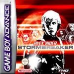 Hra pre Gameboy Advance Alex Rider Stormbreaker