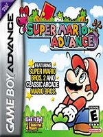 Hra pre Gameboy Advance Super Mario Advance