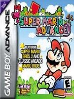 Hra pre Gameboy Advance Super Mario Advance