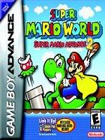 Hra pre Gameboy Advance Super Mario World 2