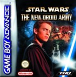 Hra pre Gameboy Advance Star Wars: Episode II: The New Droid Army