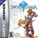 Hra pre Gameboy Advance Sword of Mana