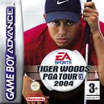 Hra pre Gameboy Advance Tiger Woods PGA Tour 2004